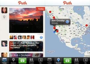 Path - Social Network